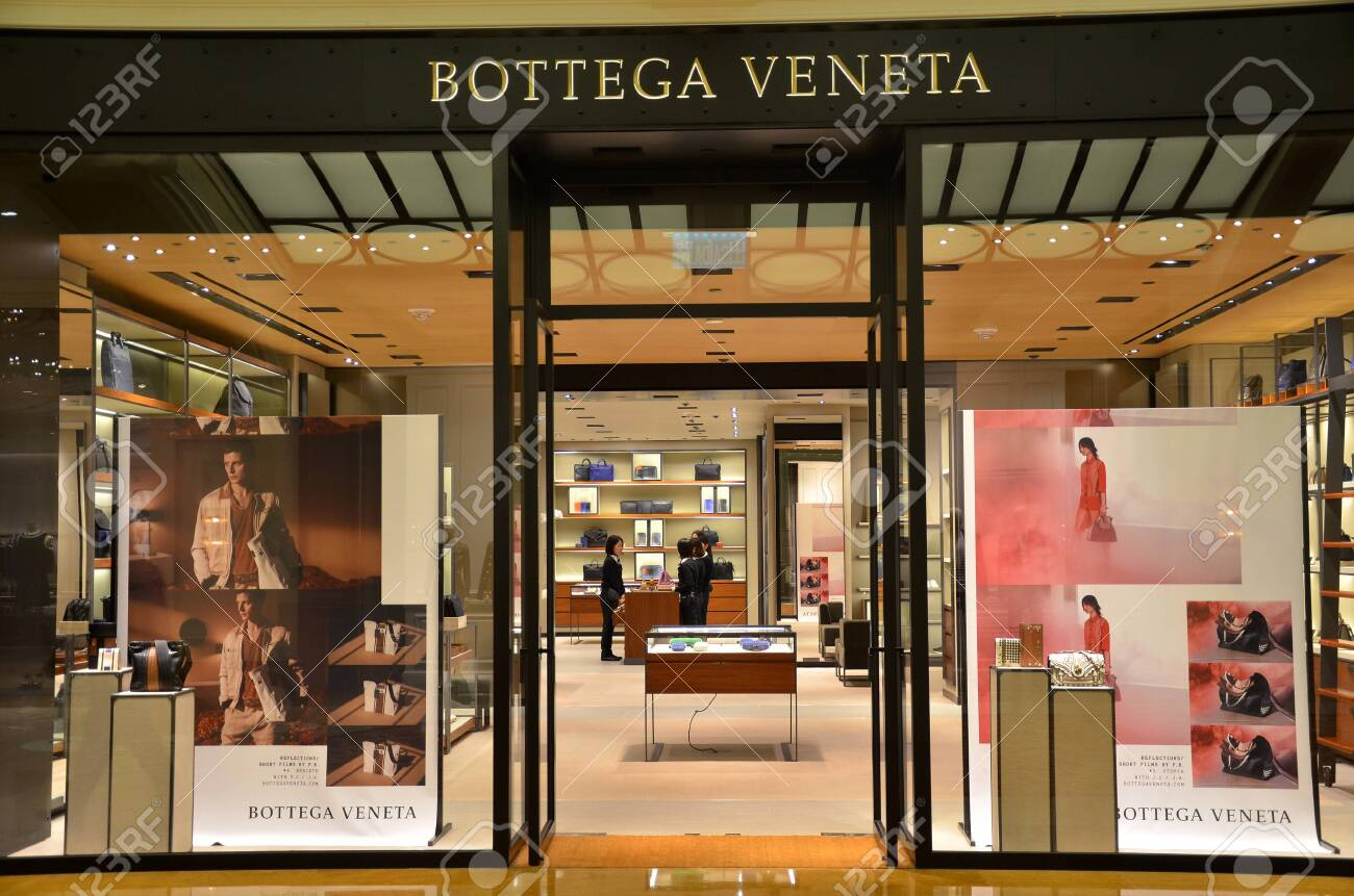 nice cheap special for shoe hot product MACAU, CHINA- 7 APR, 2018: Bottega Veneta store at in one of..