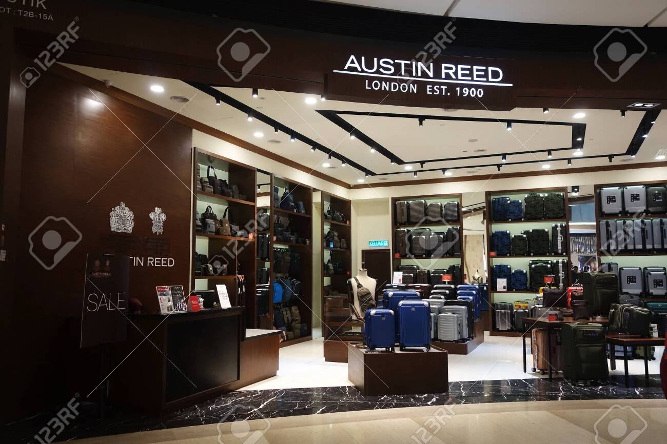 Genting Highlands Malaysia Dec 03 2018 Austin Reed Boutique Stock Photo Picture And Royalty Free Image Image 117656715