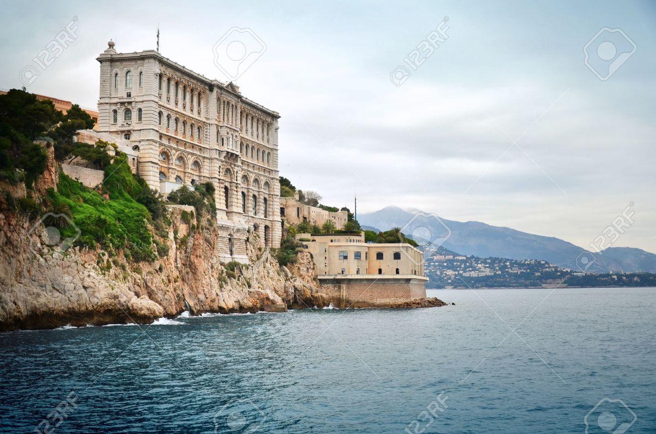 Oceanographic Museum, Monaco - 13965722