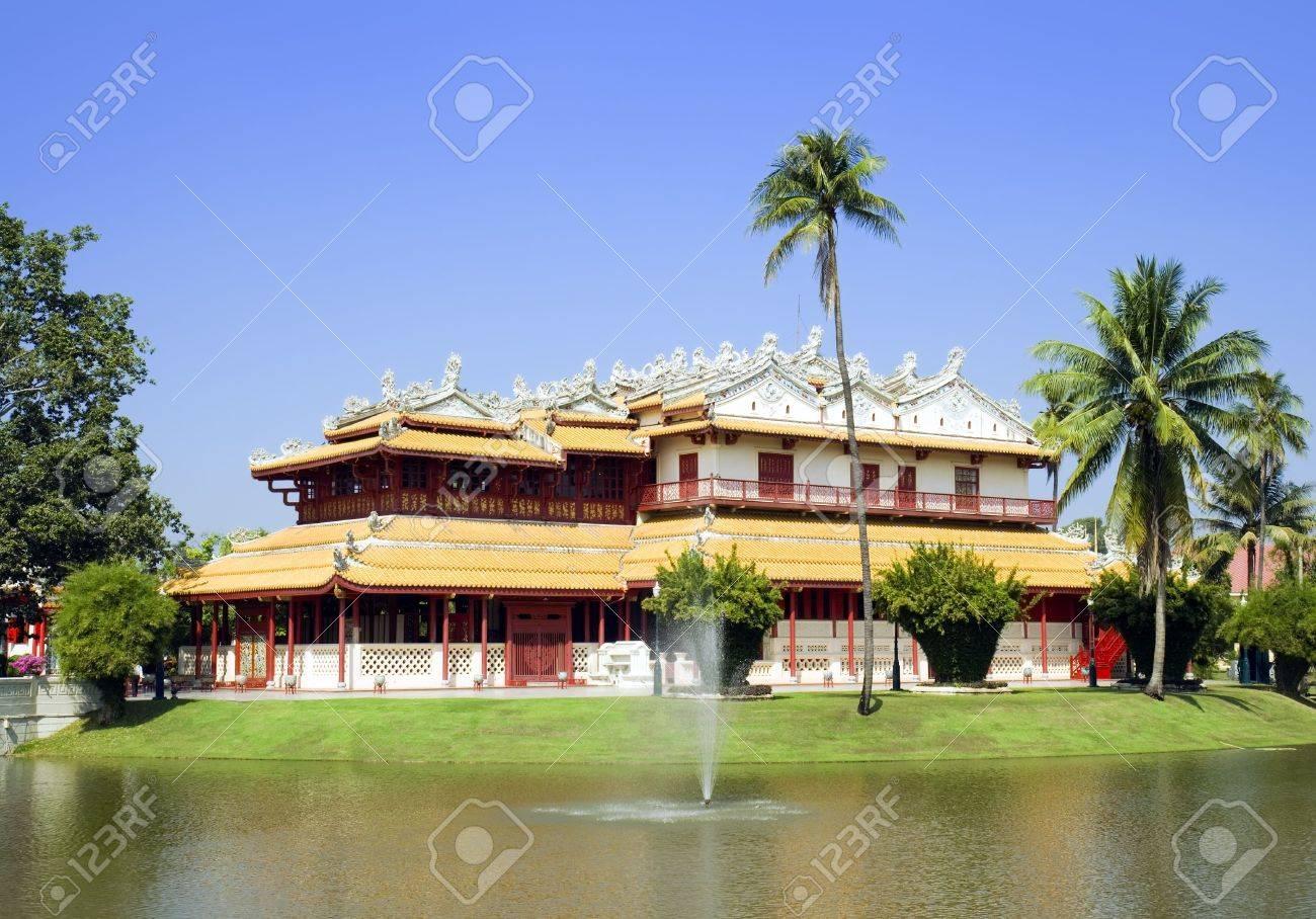 Hotel Royal Residence The Royal Residence Phra Thinang Of The Thai Royal Summer Palace