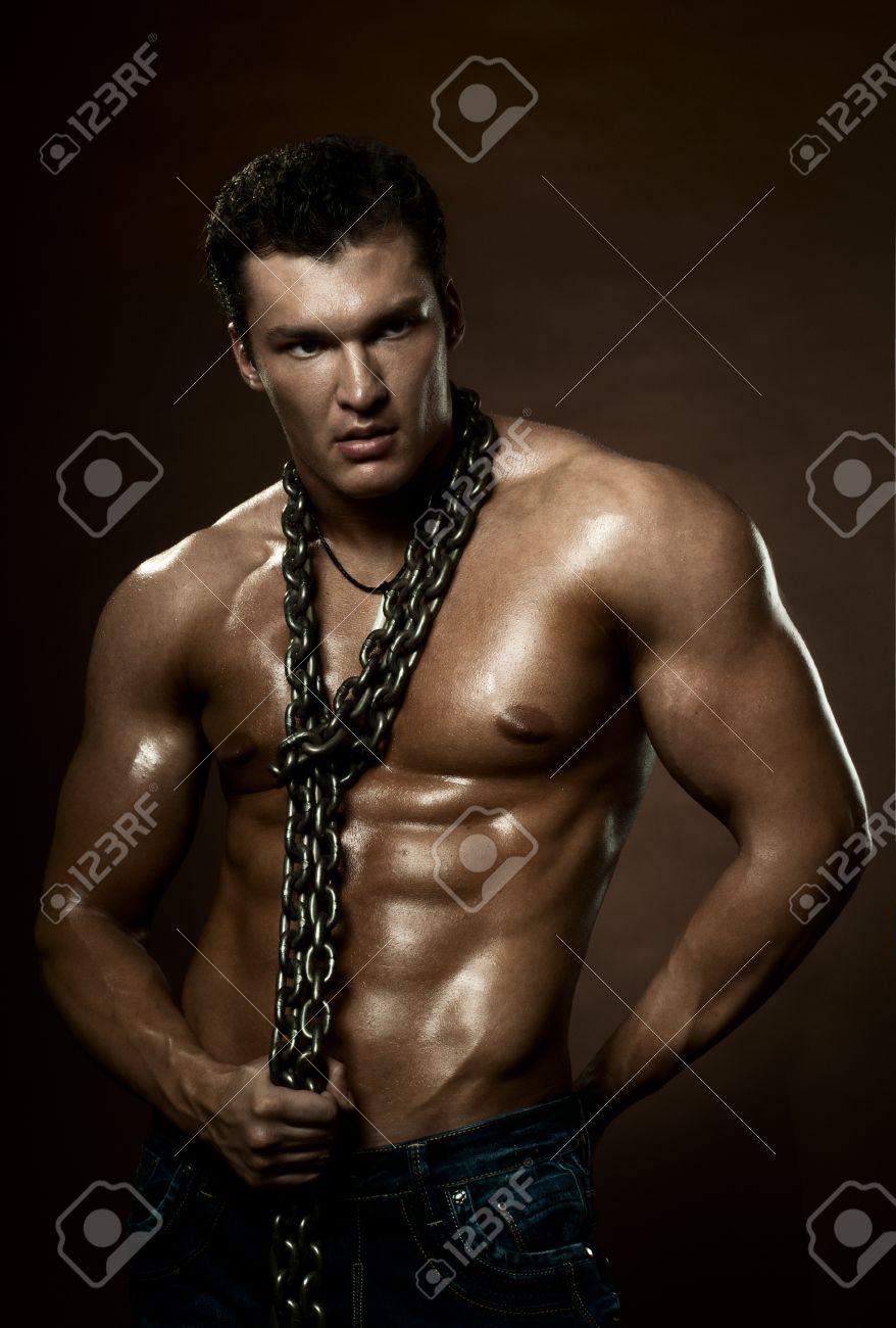 Фото молодых парней мускулистых 7 фотография