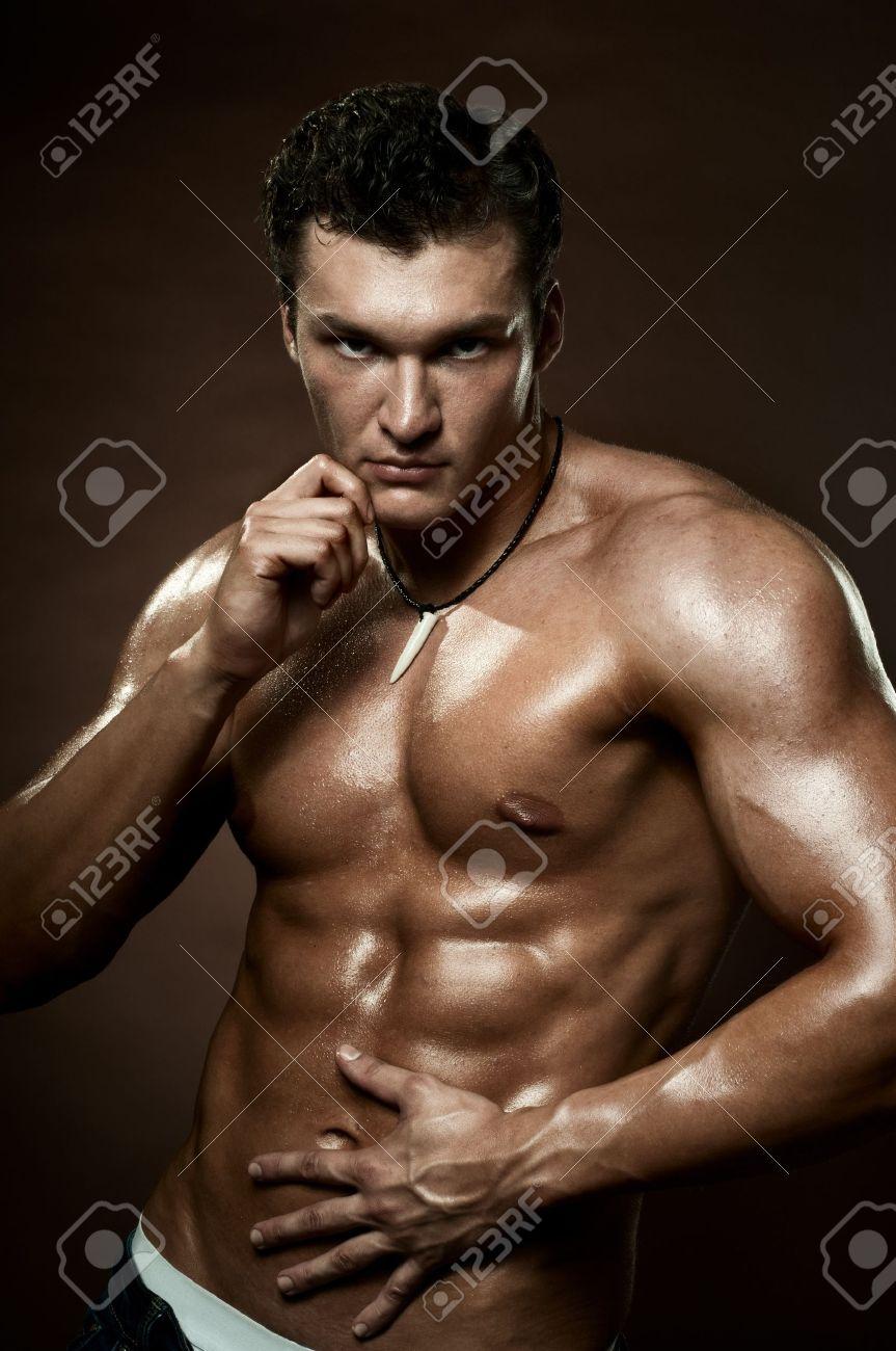 Фото молодых парней мускулистых 9 фотография