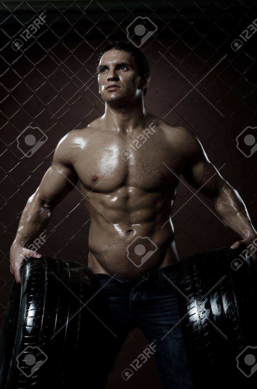 Фото молодых парней мускулистых 5 фотография