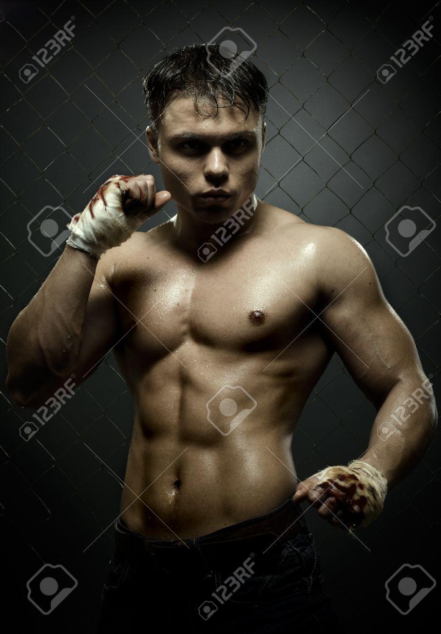Смотреть на мускулистых парней 28 фотография