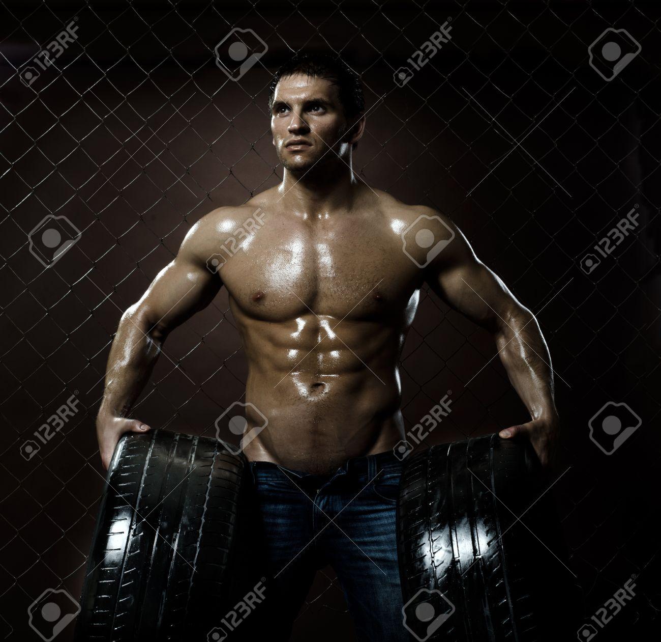 Сексуальные красивые парни онлайн 12 фотография