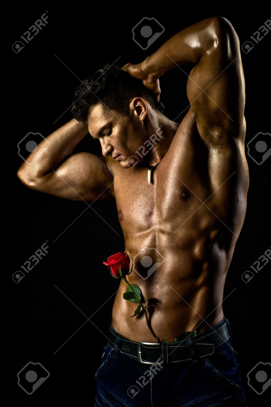 Сексуальные красивые парни онлайн 5 фотография