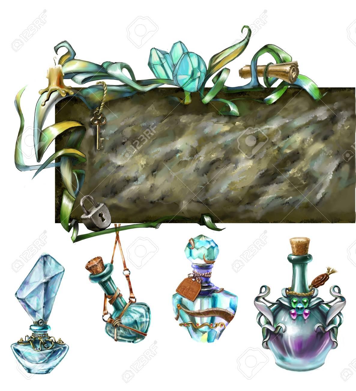 Cristales, Entorno De Interfaz Para Juegos De Fantasía ...