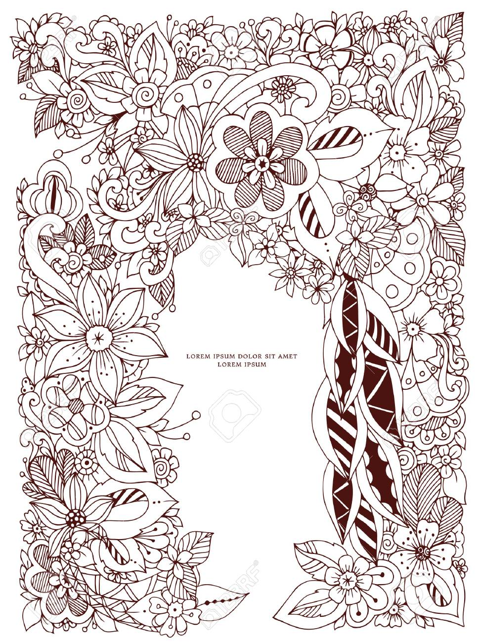 Perfecto Libre Enredo Para Colorear Imagen - Ideas Para Colorear ...