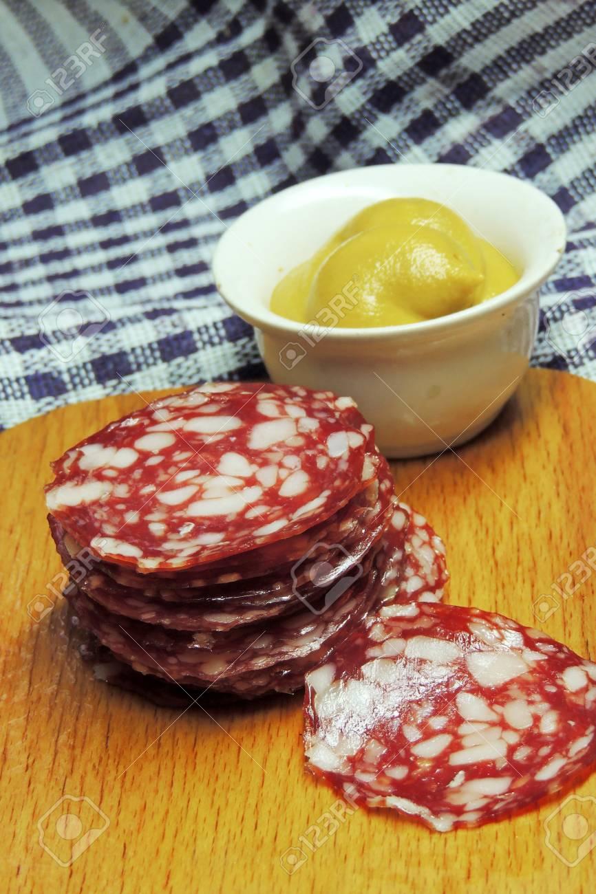 Cocina Tradicional Española | Chorizo De Salchicha Salchicha De Chorizo Tradicional Espanola