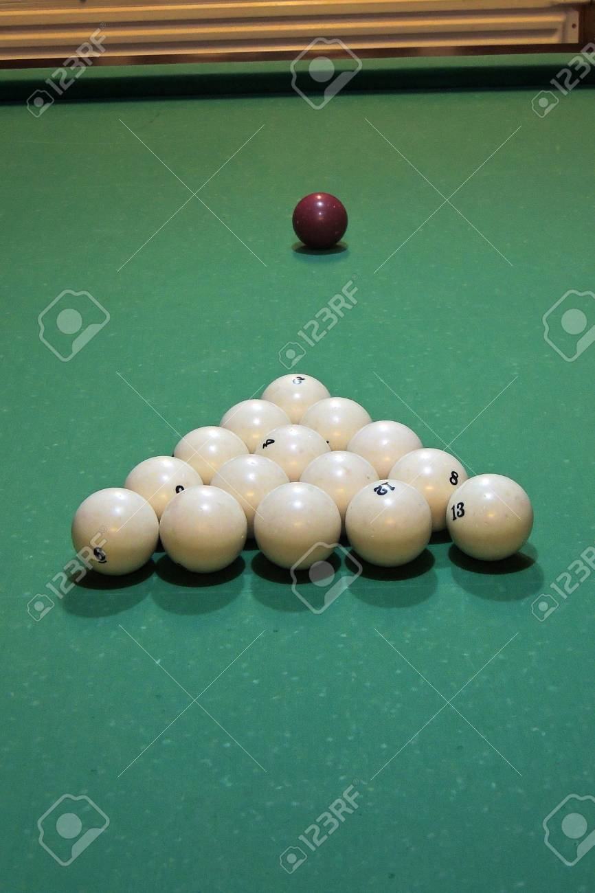 Sport Recreation Game Competition Playing Billiard Billiards - Competition pool table