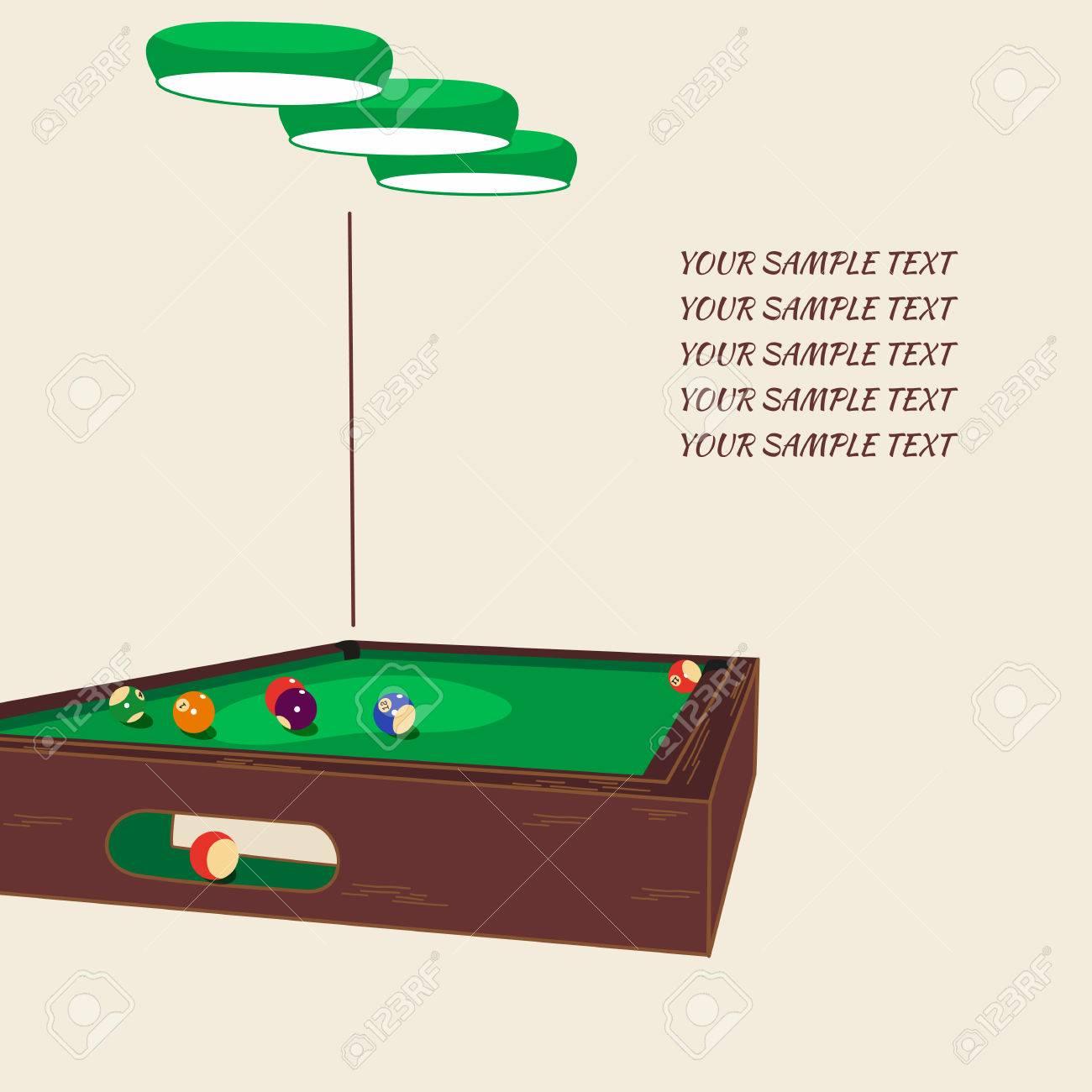 Tableau Avec Des Balles Et Des Equipements D Eclairage Pour Le