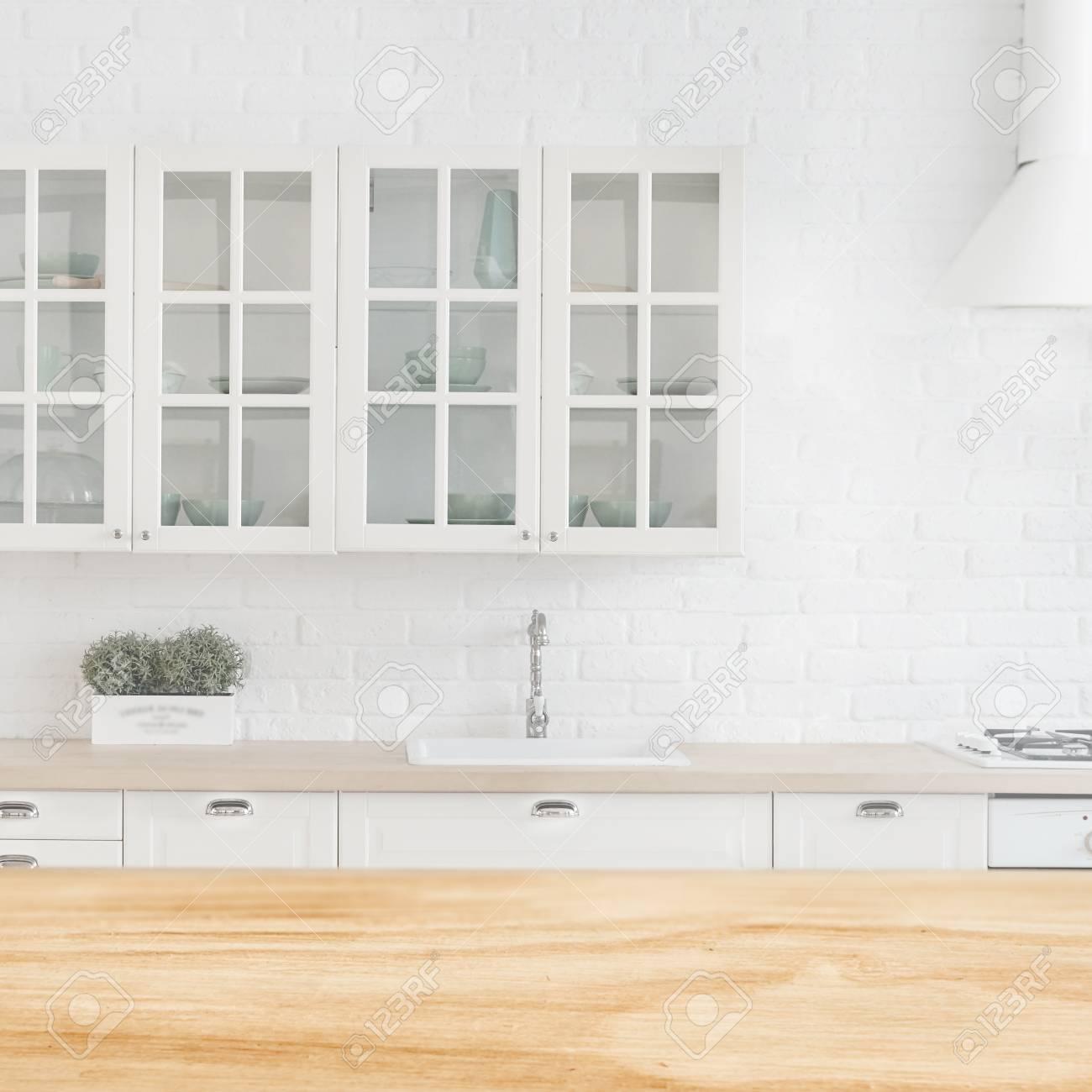 Kitchen Table Kitchen Background