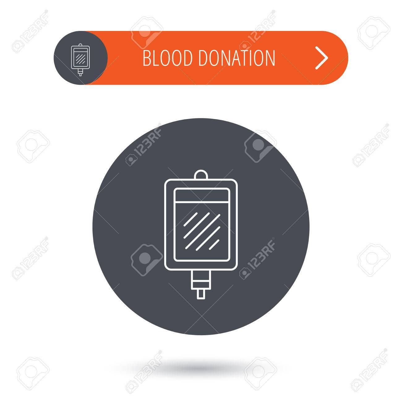 blood donation icon medicine drop counter sign gray flat circle