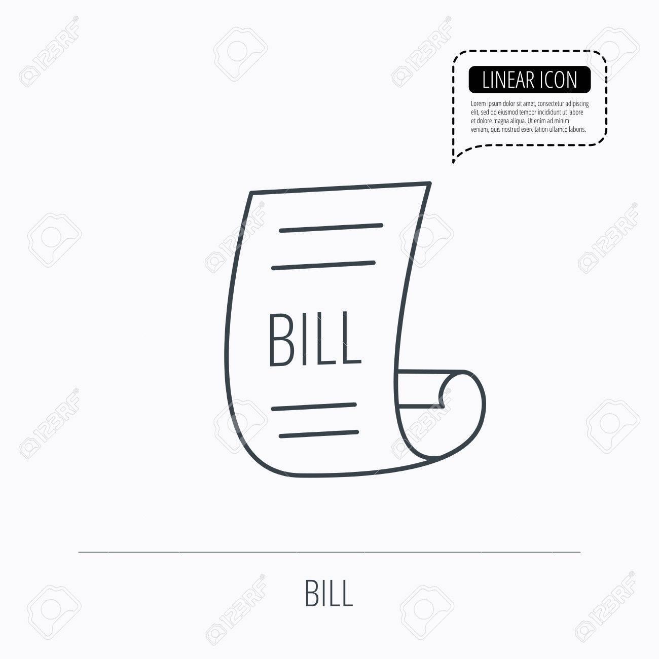 business receipt