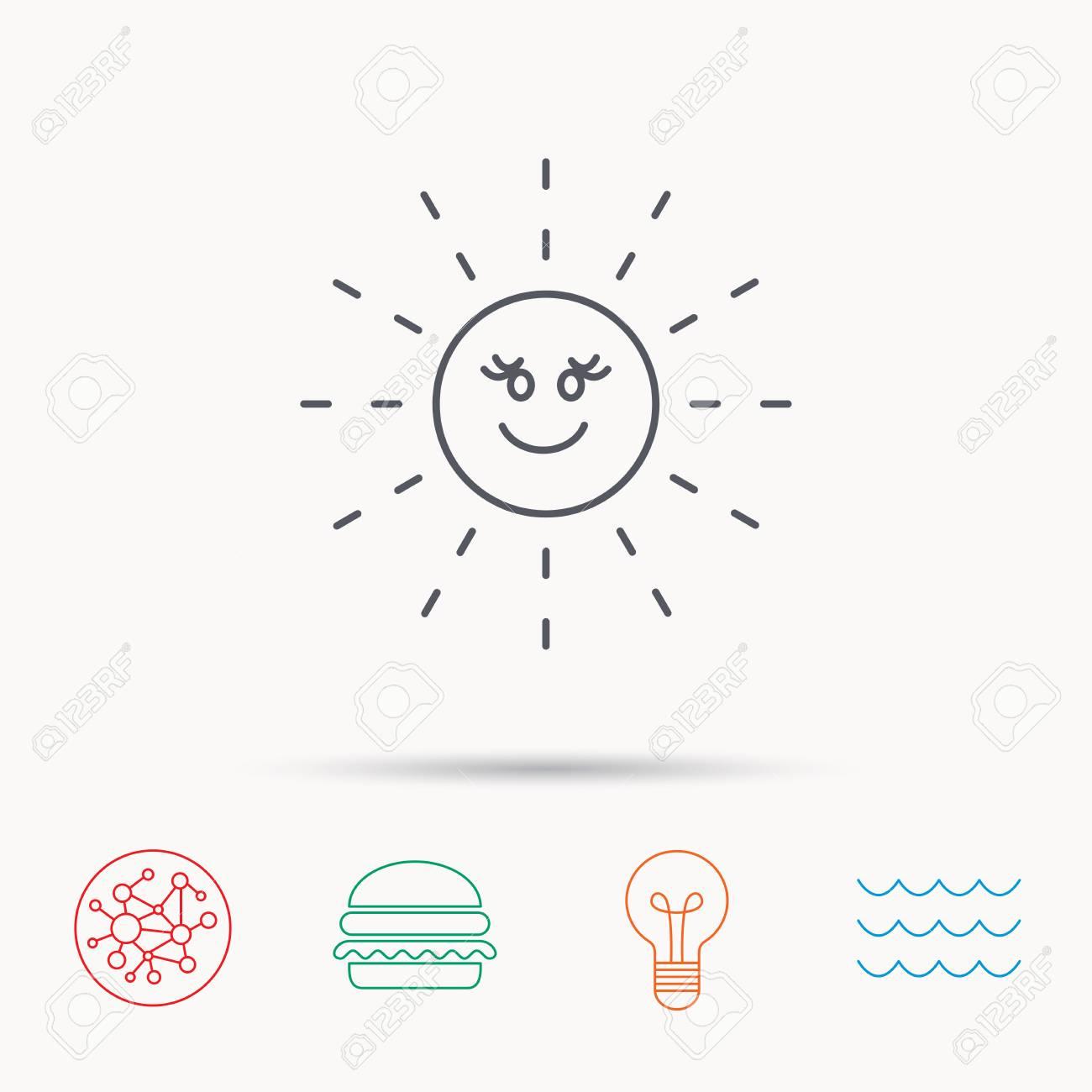 Charmant Summer Elektrisches Symbol Ideen - Die Besten Elektrischen ...