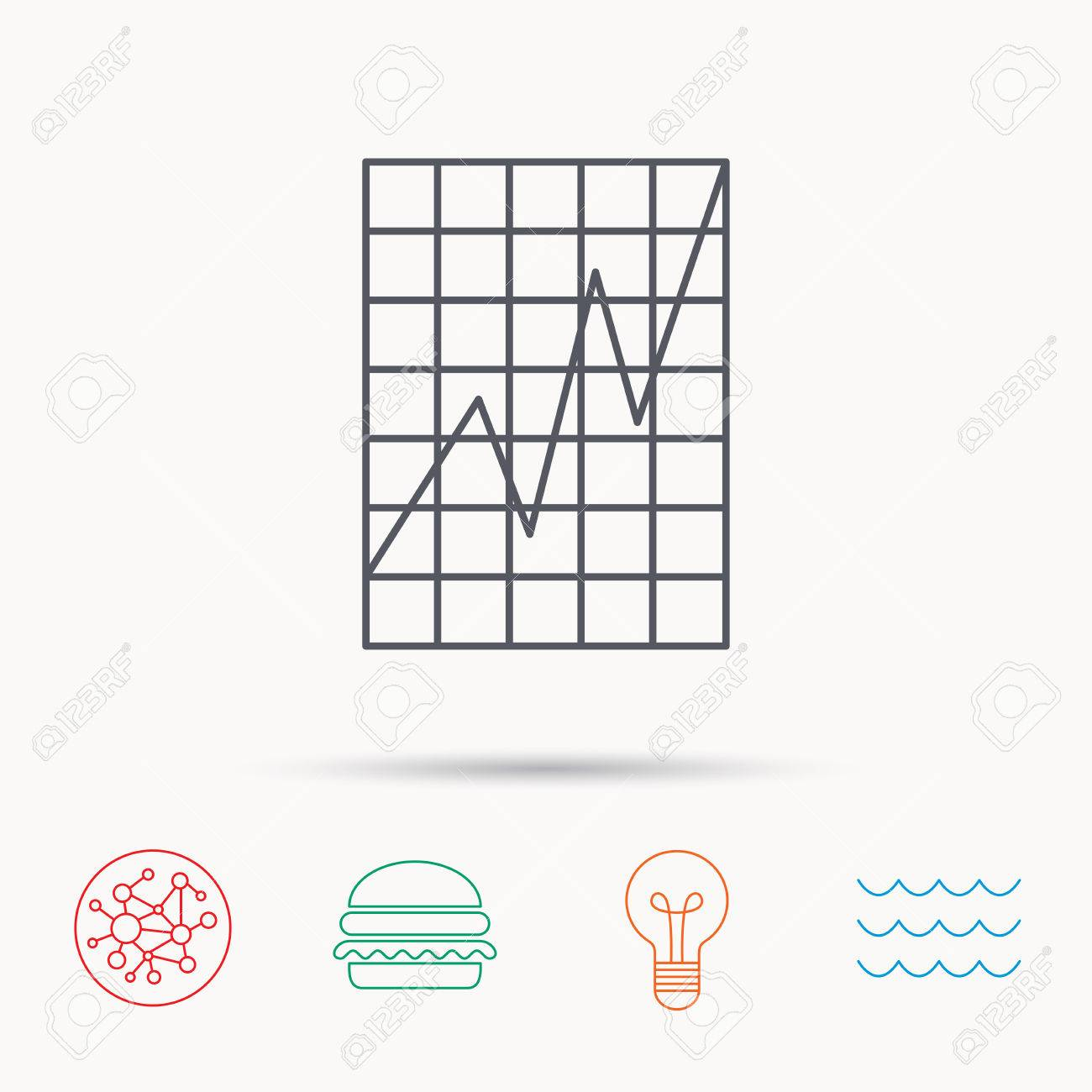 Chart curve icon graph diagram sign demand growth symbol global chart curve icon graph diagram sign demand growth symbol global connect network geenschuldenfo Gallery
