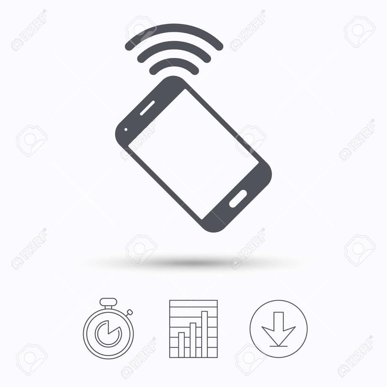 Communication symbols vector   free download.