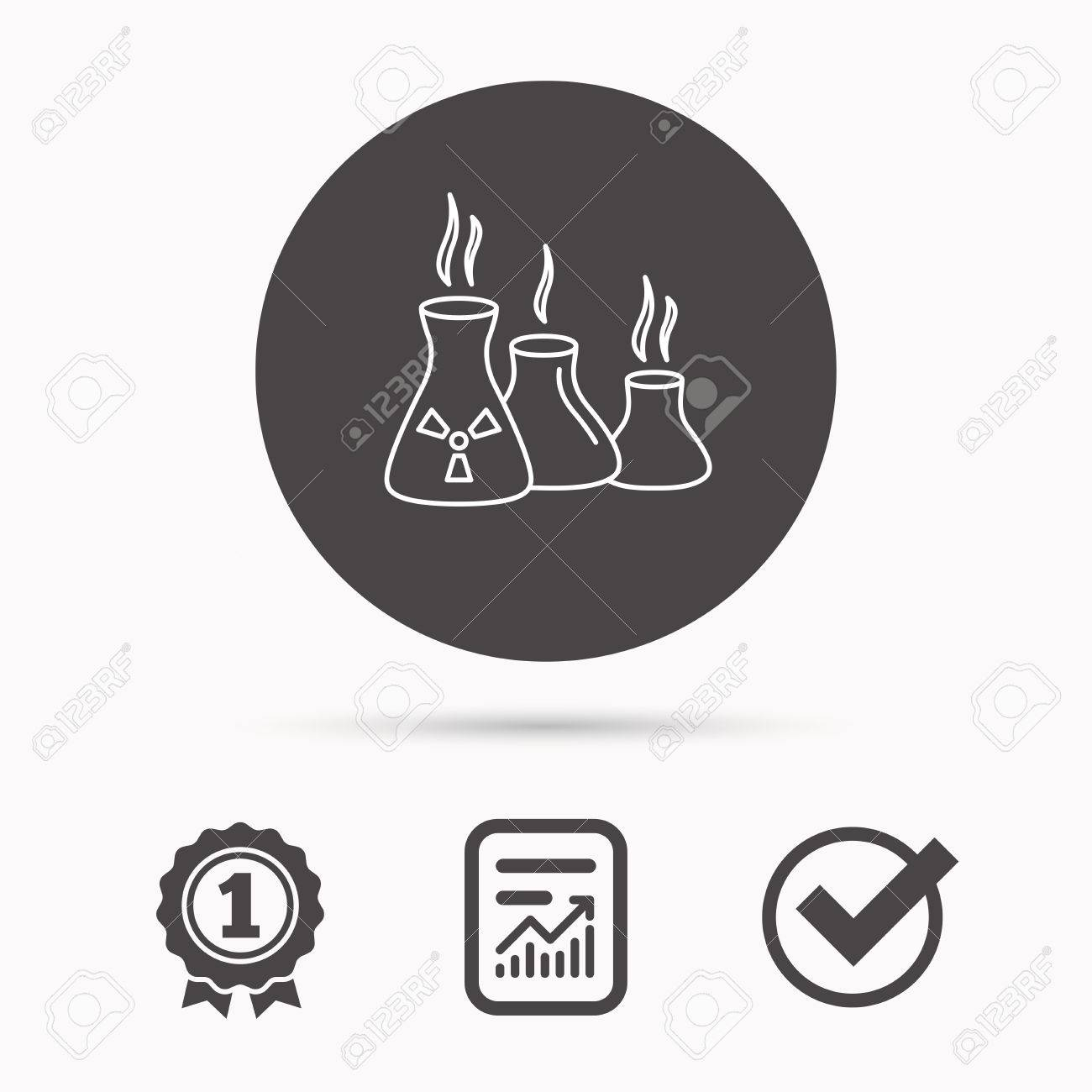 Industry building icon manufacturing sign chemical toxic industry building icon manufacturing sign chemical toxic production symbol report document winner biocorpaavc Image collections