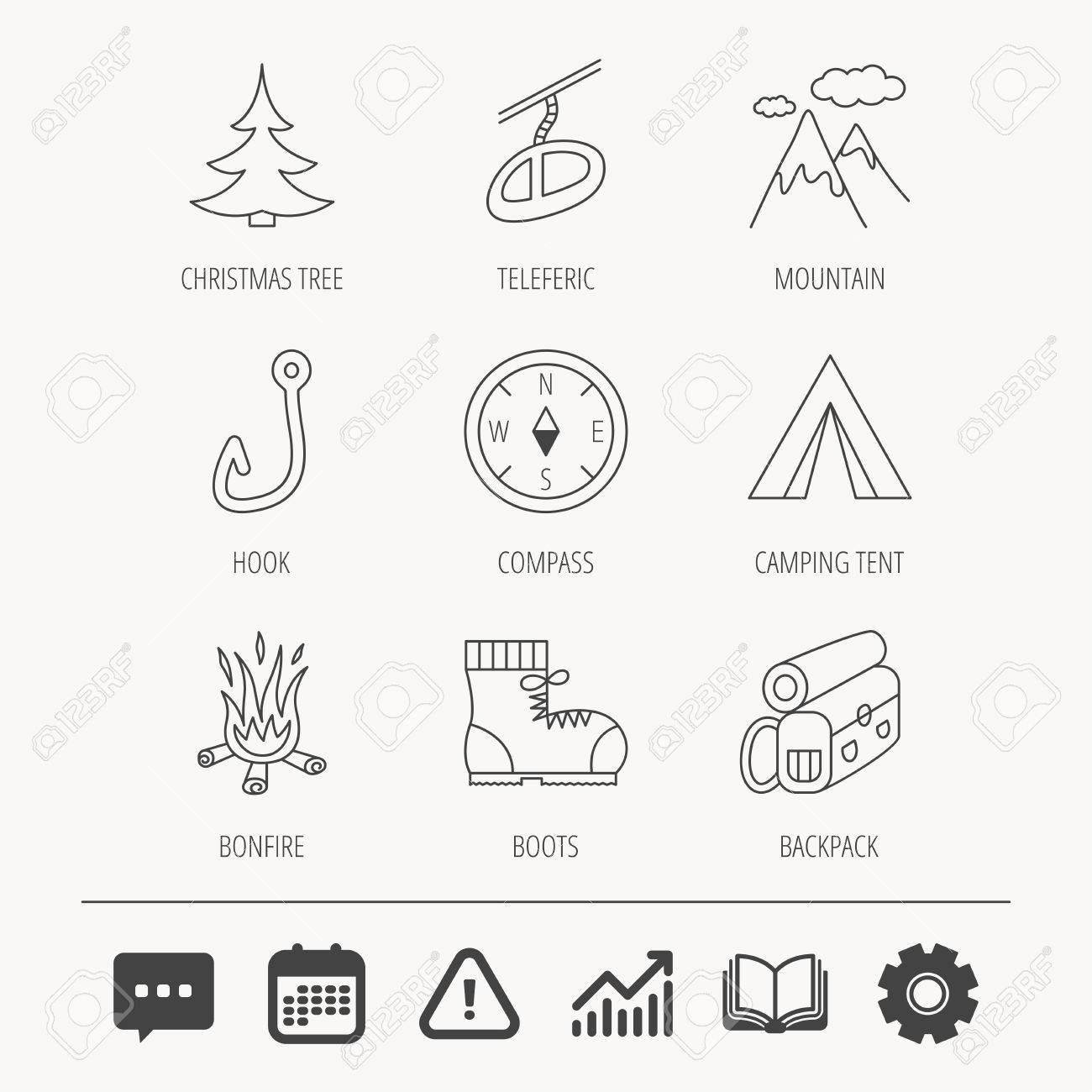 Backpack On Hook Clipart