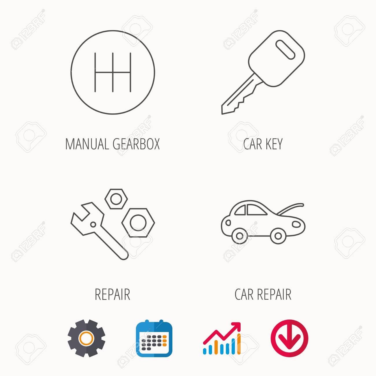 Vn Gearbox Repair Guide Ebook Roper Dryer Parts Diagram 864 X 1095 16 Kb Png Excellent Array Car Key Tools And Manual Icons Rh 123rf Com
