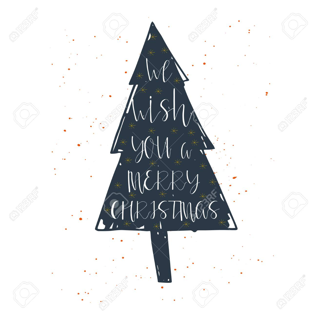 Wonderful And Unique Handwritten Christmas Wishes For Holiday