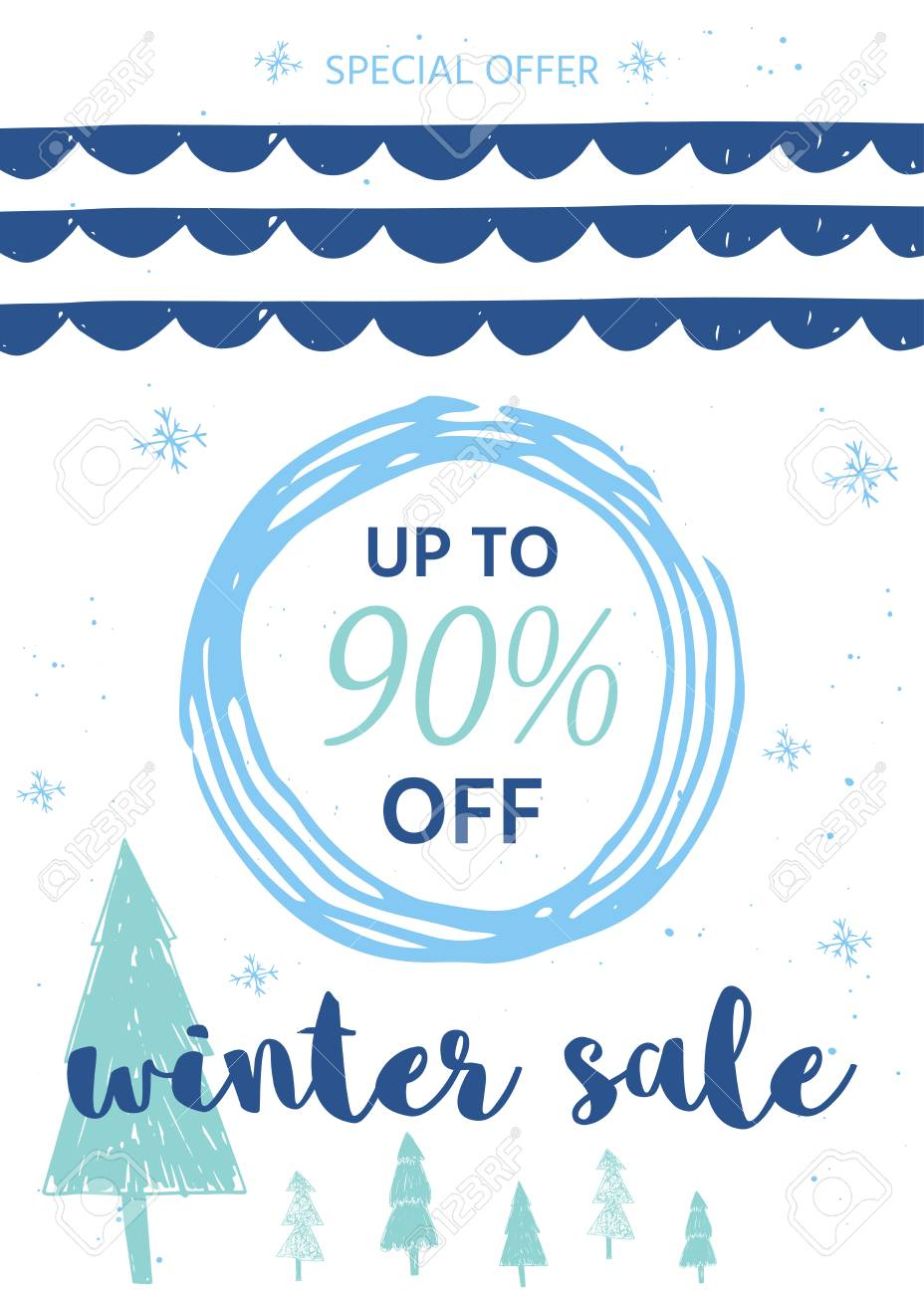 Winter Sale Banners Php Mysql Banners