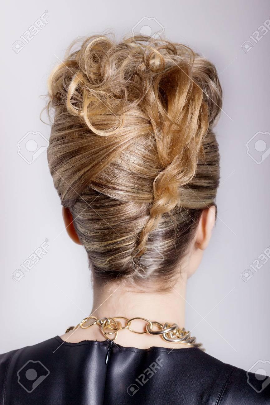 Peinados de fiesta para mujer adulta