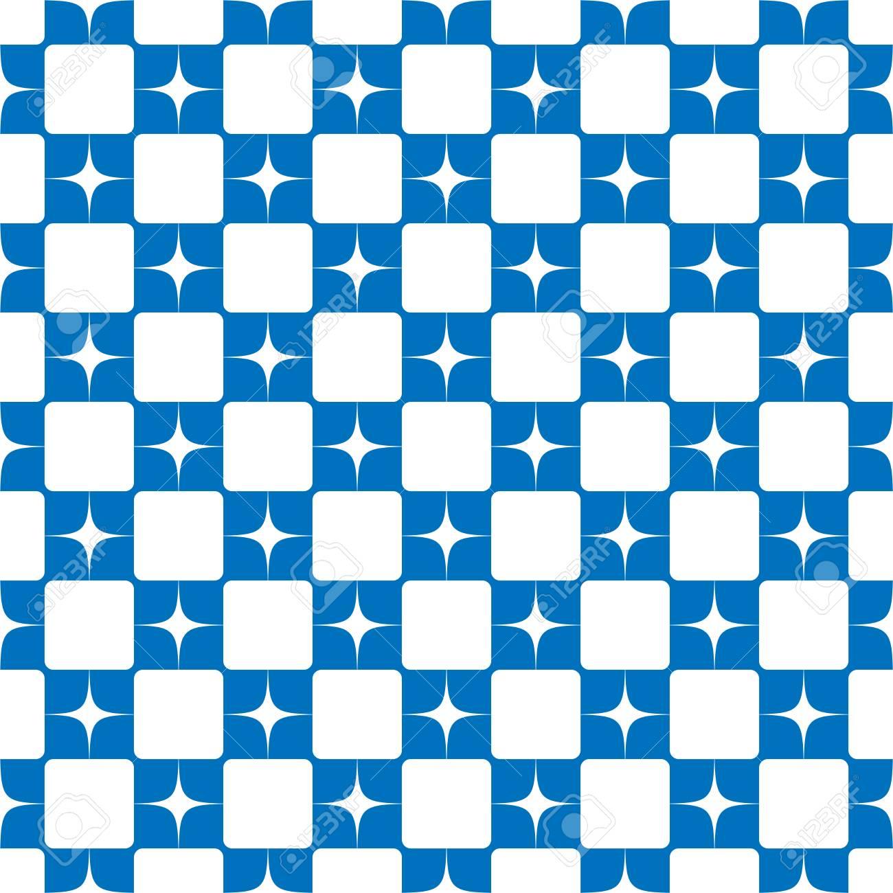 Geometrisches Einfaches Nahtloses Muster. Mode-Grafik ...