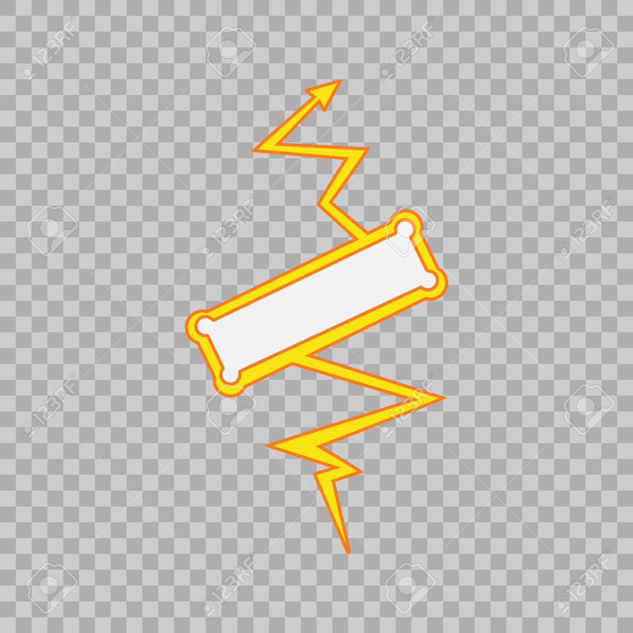 Thunderbolt sign on tranparent background vector superhero sign thunderbolt sign on tranparent background vector superhero sign flash icon color flat vector buycottarizona Image collections