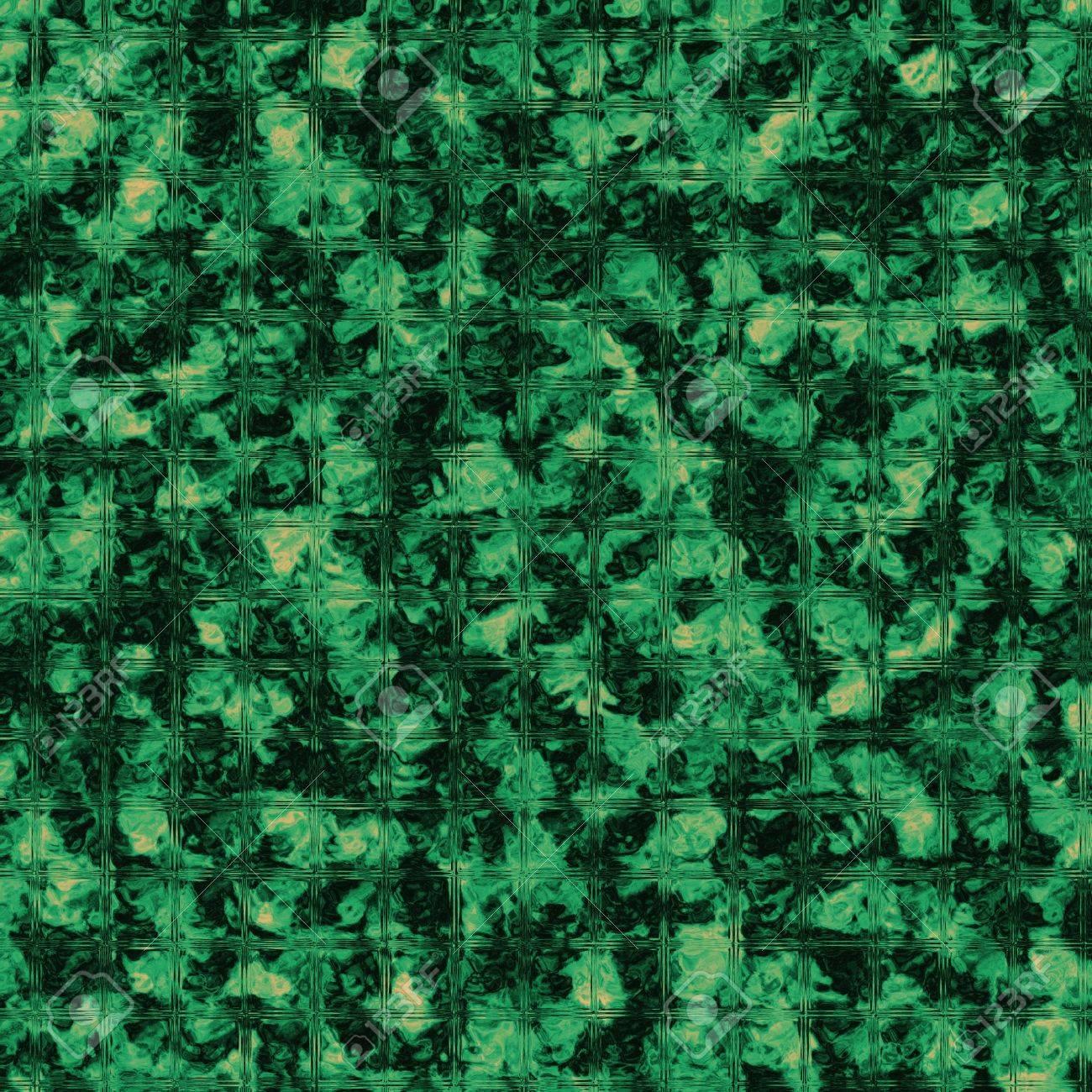 Green tiles kitchen texture - Green Glass Tiles Texture Background Kitchen Or Bathroom Concept Stock Photo 12343815