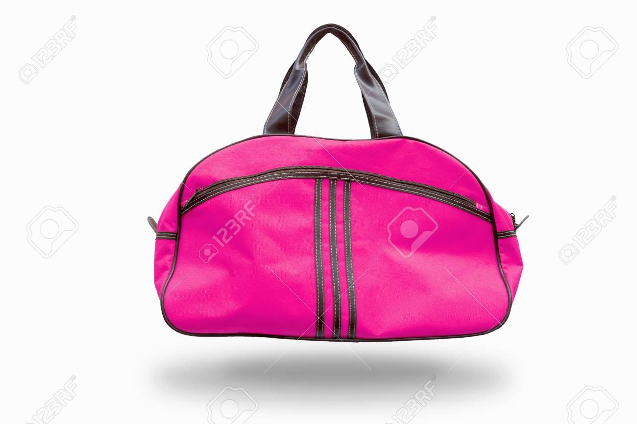 ede08a27d3 Pink Sports Bag