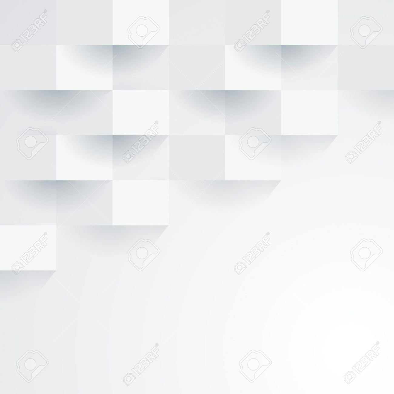 White geometric wallpaper background - 22229001