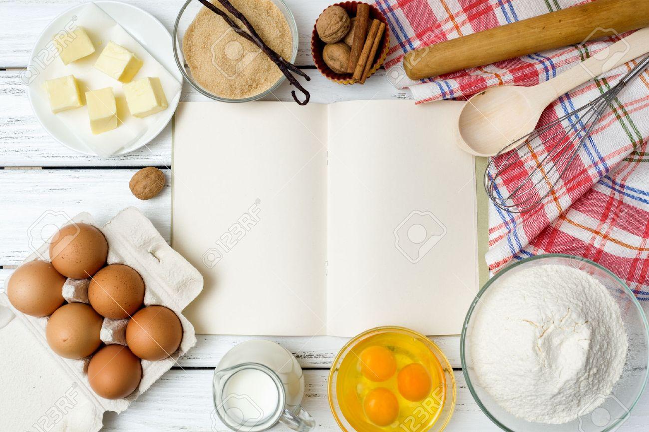 Baking Recipe Book