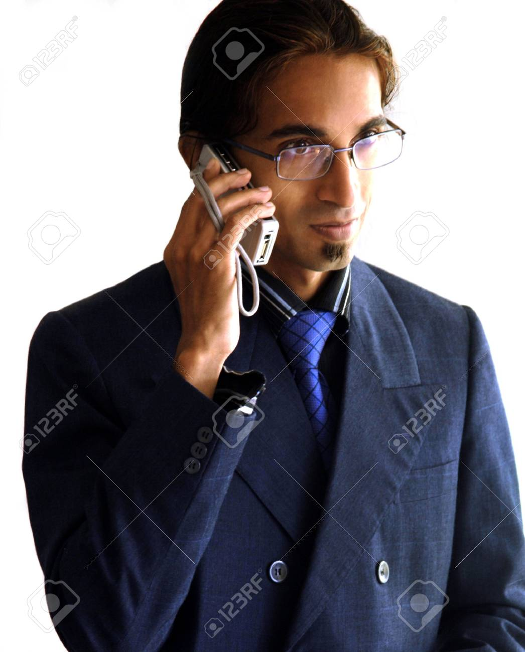 Business man on the phone - 3508547