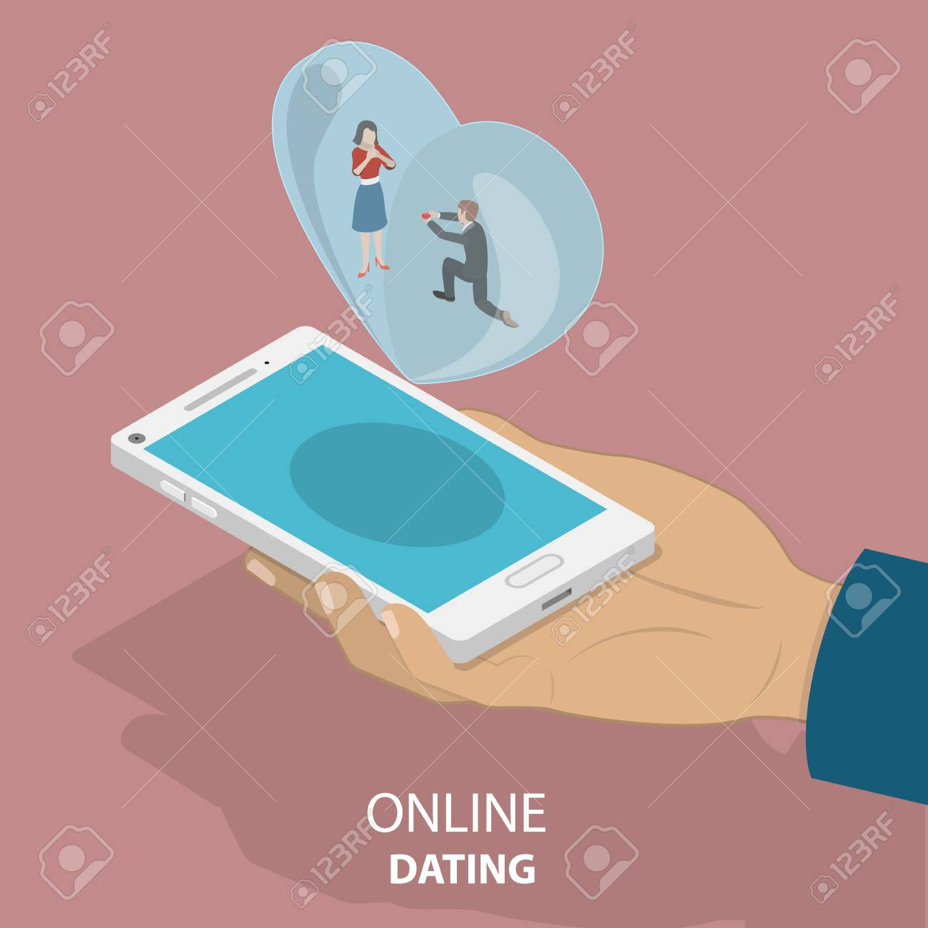 Dating applicatie foto