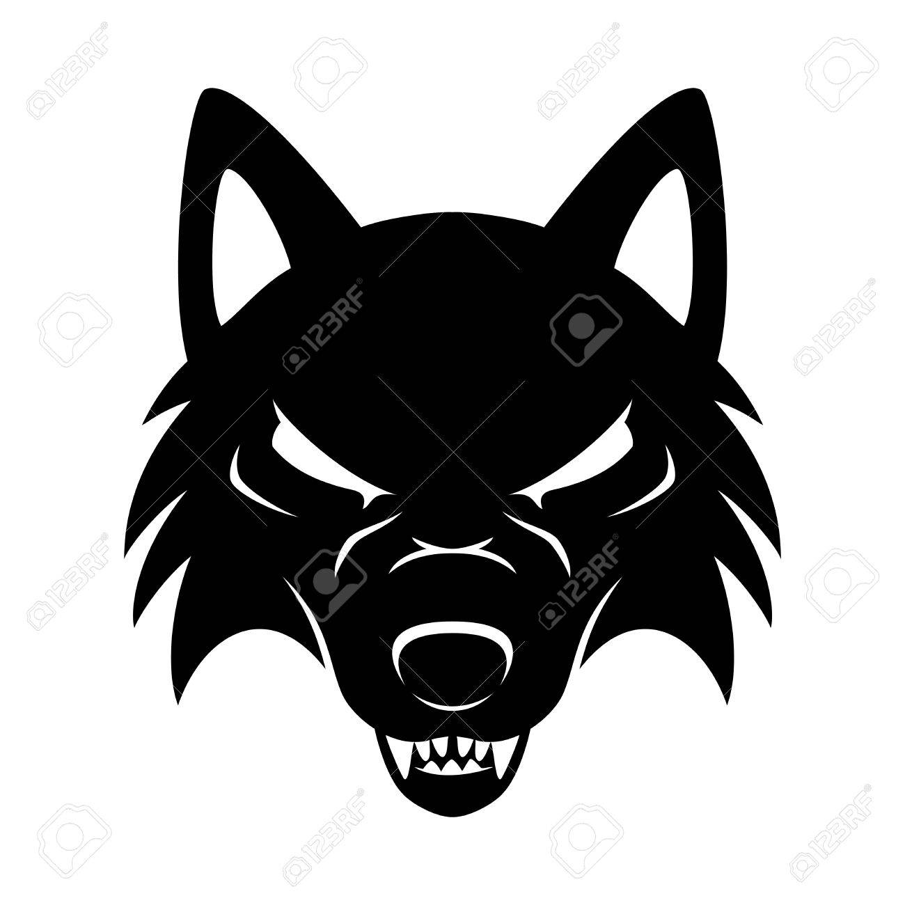 de851a289 Wolf Sign. Royalty Free Cliparts, Vectors, And Stock Illustration ...