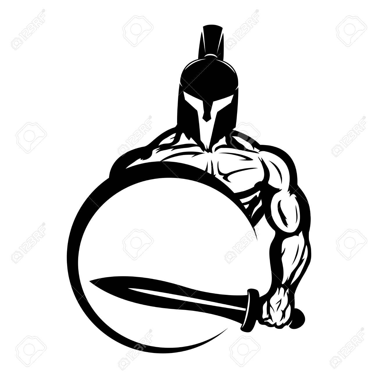 Leonidas Shield | Free Images at Clker.com - vector clip art online,  royalty free & public domain