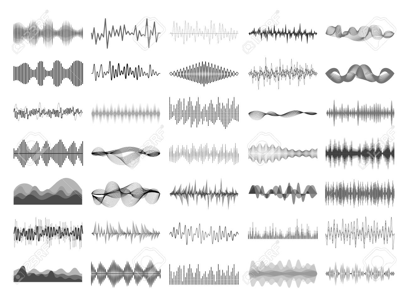 what is the amplitude of a sound wave