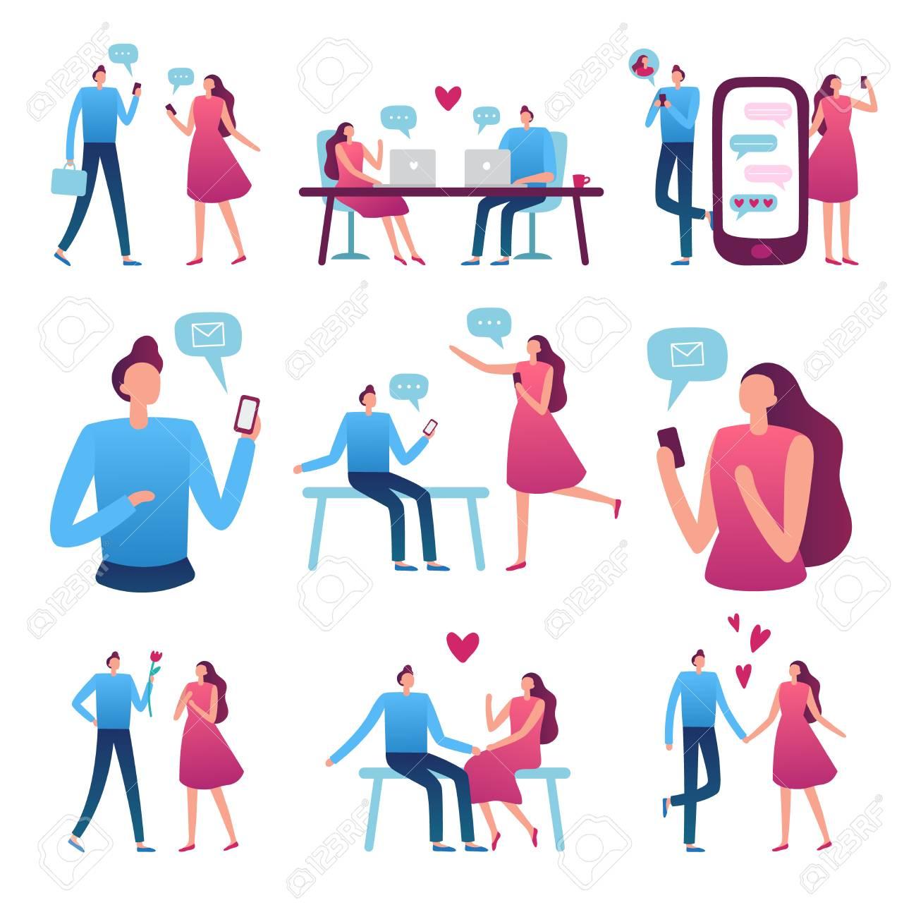 Online Dating match