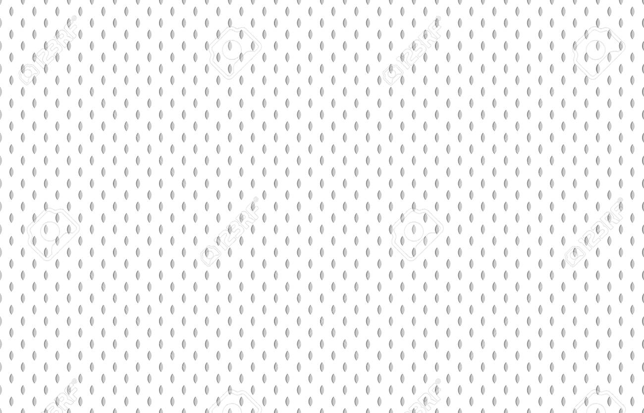Athletic fabric texture. Football shirt cloth, textured sport fabrics or sports textile, nylon jersey seamless athletic material structure. polyester hockey check netting vector pattern - 115389664