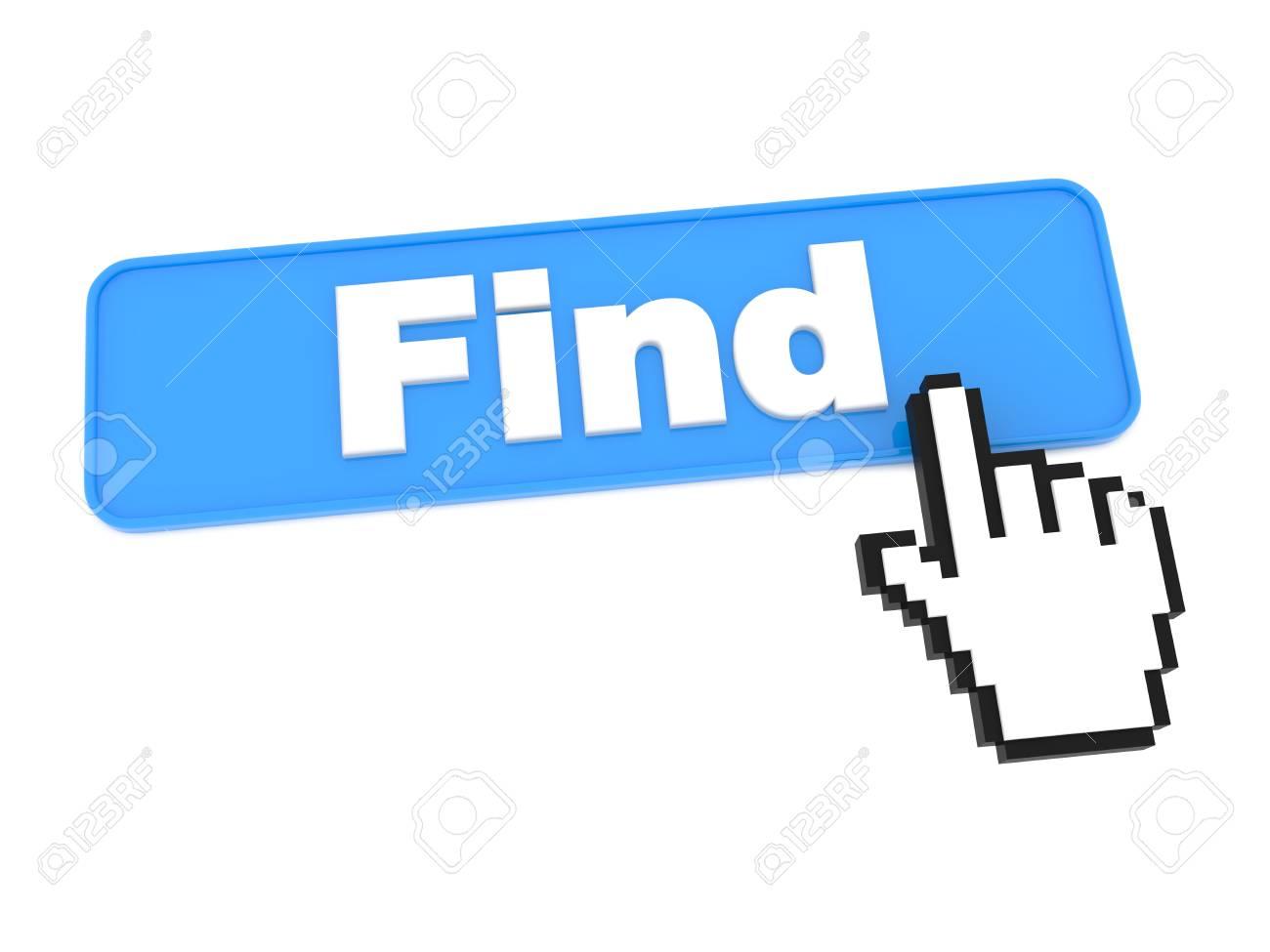 Search Web Button Stock Photo - 15313474