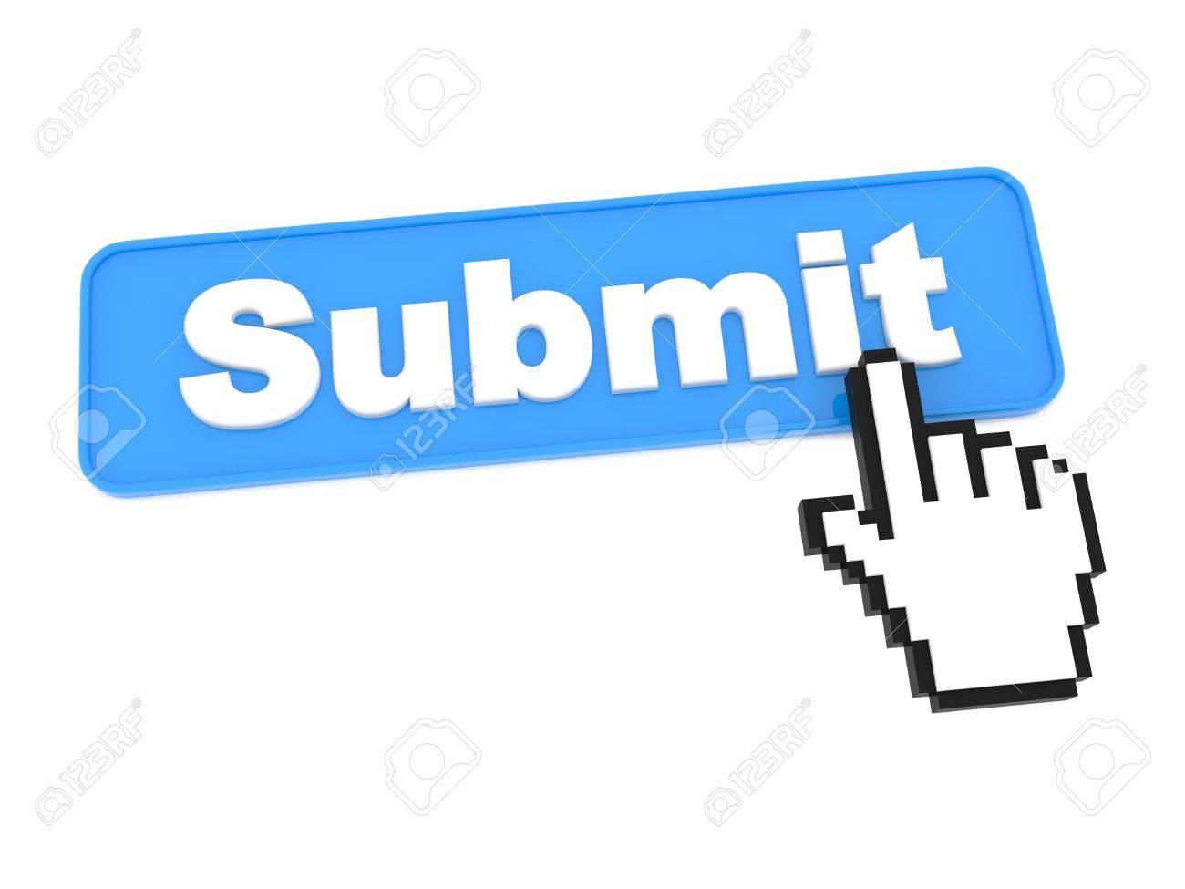 Web Submit Button Stock Photo - 15313522