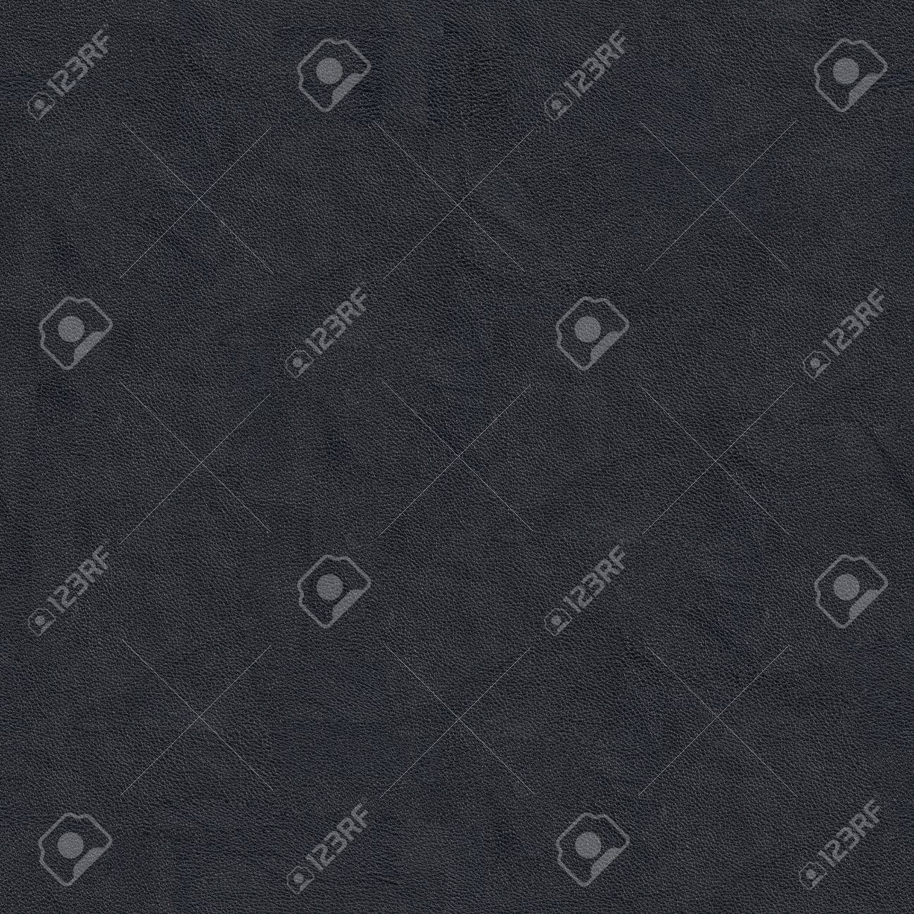 Leather Closeup of Seamless Black Leather Texture 0015 It