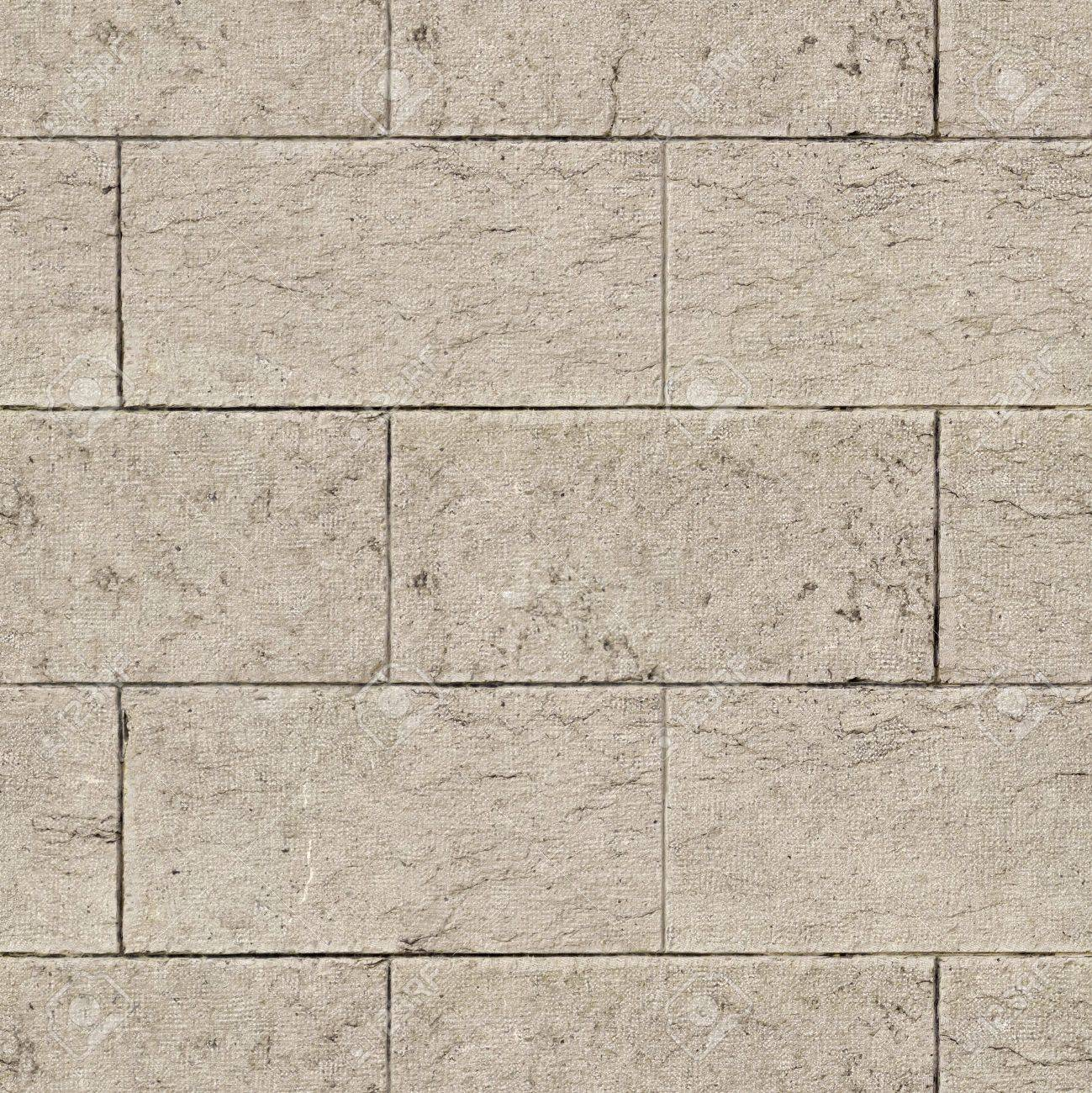 Ancient Marble Wall Seamless Tileable Texture Stock Photo - 18429829