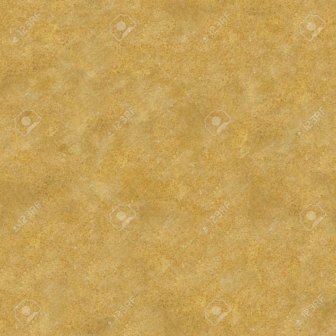 Yellow Decorative Plaster Wall Seamless Tileable Texture Stock Photo    18653636