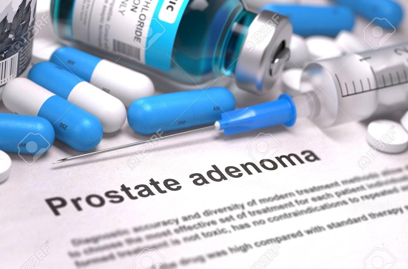 medicamentos para el adenoma de prostata