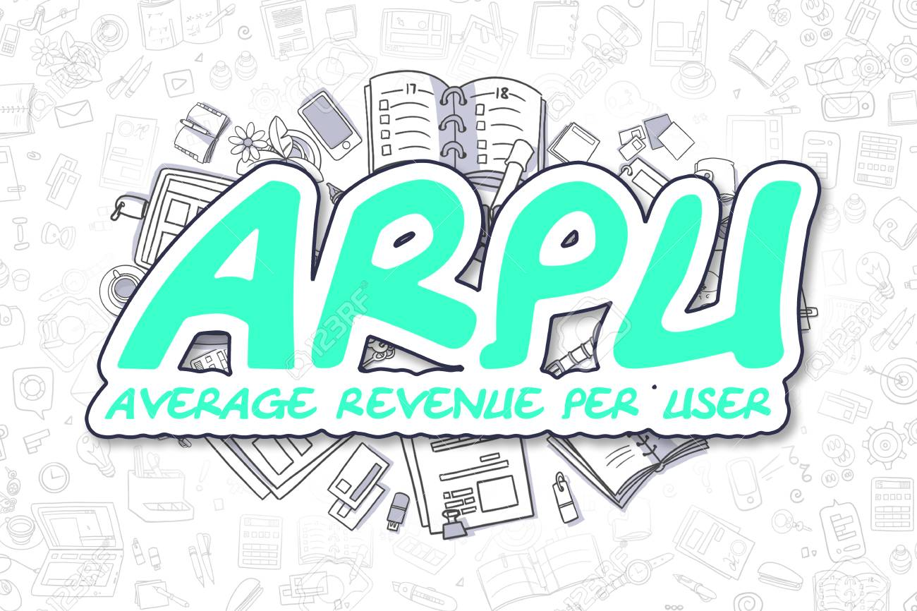 Image result for Average Revenue Per User (ARPU)