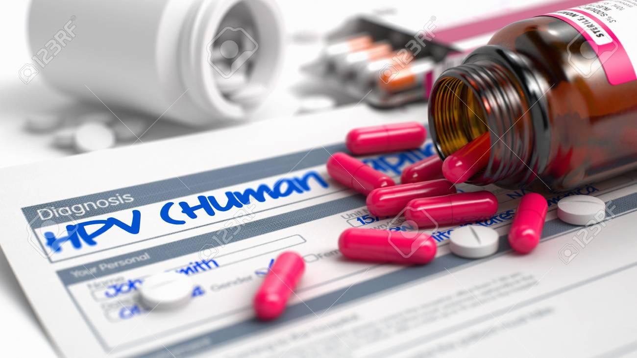 papillomavirus medicament