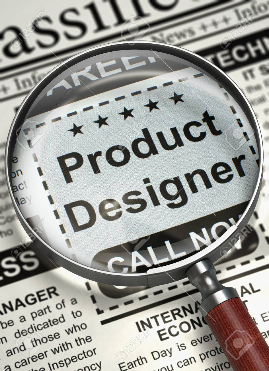 99c21278197a Diseñador De Producto - De Anuncios Clasificados De Contratación En El  Periódico. Diseñador De Producto - Cerrar La Vista De Anuncios De La  Búsqueda De ...
