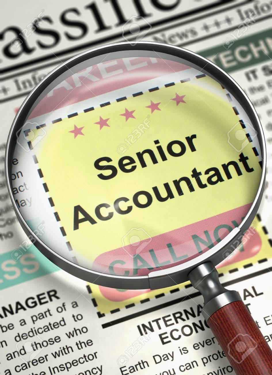 Image result for hiring Senior Accountant